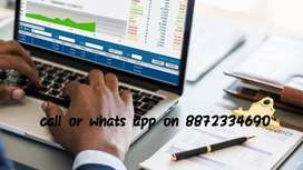 Get online job with minimum qualifications