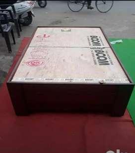 New 6x4 feet Diwan + Box