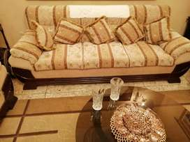 Seven (7) seater comfortable sofa set for sale