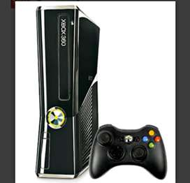 Xbox 360 with remote