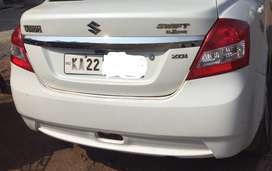 Top end shift dzire