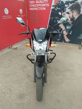 Good Condition TVS Sport StdK with Warranty |  0084 Jaipur