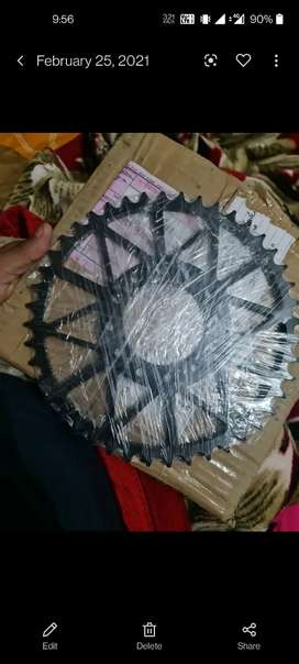 NS 200 sprocket 44tooth