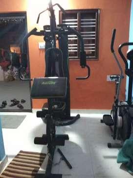 Multipurpose gym