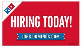 Dominos process job openings in Delhi