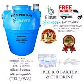 septic tank, ramah lingkungan dan best produk