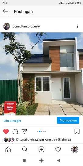 Rumah Mewah Tangerang Kanapark Dekat Toll dan Stasiun