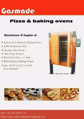 """""""BAKING OVENS (DOMESTIC/COMMERCIAL)"""""""