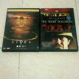 Koleksi Kaset Film Original Action/Drama Mel Gibson