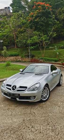 Mercedes Benz slk 200 R171 Low Kilometer (2010)
