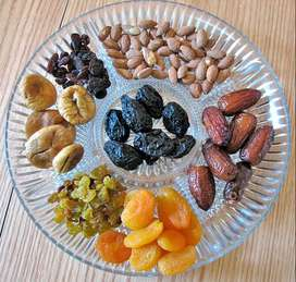 Dry Fruits and Nuts Whole Sale