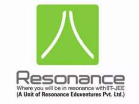 Resonance JEE(Main+Advanced) 2018