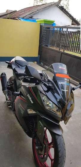 Ninja 250fi Abs SE 2016