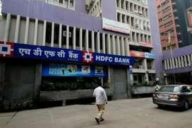 Urgent Hiring in HDFC BANK