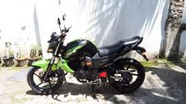 Well maintained fz-2013-35k km done