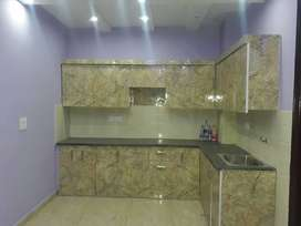 3 BHK semi furnished builder floor available 90% Home Loan Near nawada