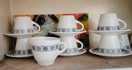 Tea set english made in endland