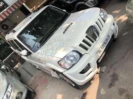 Mahindra Scorpio SLE BS-IV, 2013, Diesel