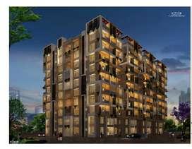 Gated Community 2bedroom flat with luxury 5star amenities Gopanpally