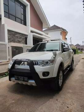 Pajero Sport Exceed Matic 2011