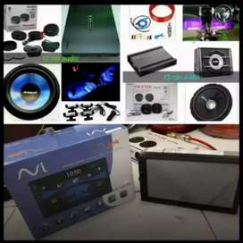 Promo for Sidoarjo 2din led7inc android link+paket audio mantep+pasang