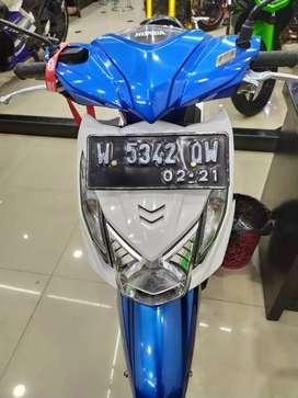 Honda Beat Fi thn 2016