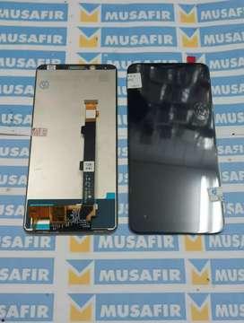 Lcd touchscreen oppo A83 ori geratis ( pasang)