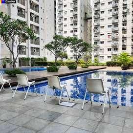 Dijual OAK Apartement Tower 2 BR View pool nego tawar saja
