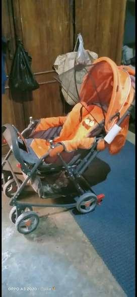 Stroller baby langer