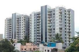 2 and 3 bhk spacious flat at B T Kawade road Behind magarpatta city
