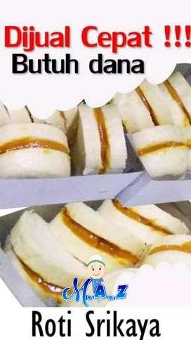 Roti Srikaya M.A.Z