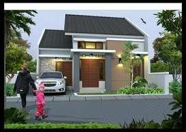 Lokasi SANGAT BAGUS, Bangun Rumah Kampung Ataupun Limasan. SF3909