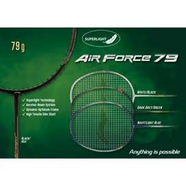 Raket Badminton Lining Air Force 79 Original