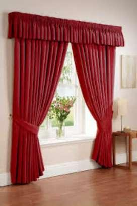 Promo pasang gorden vitrase blinds hordeng jendela24