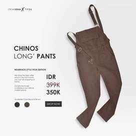 Celana Kodok - Chinos Long Pants Wearpack TFOA Edition