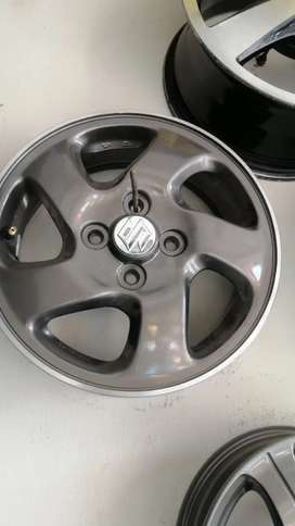 """Alloy Rims 110 Pcd 14"""" Refurnished"""