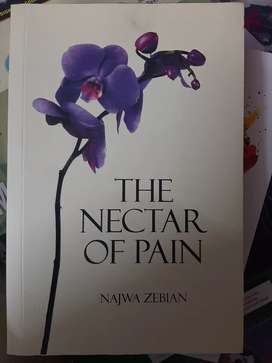 """The Nectar of Pain"" By Najwa Zebian Rs 500"