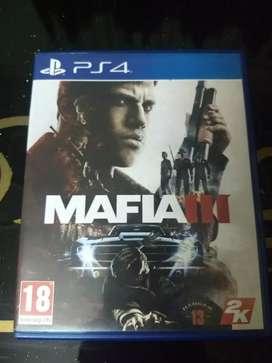 PS4 MAFIA-3