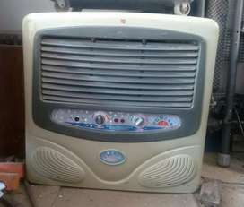 Air cooler 100% plastic body with stand