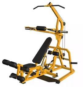 Multy gym equipment machine