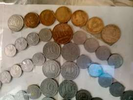 Koin kuno unik dirangkai sangat jarang ada