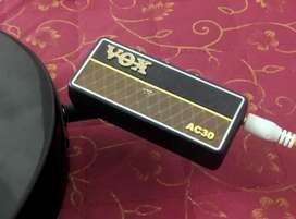Vox amPlug 2 AC30 headphone guitar amplifier amp