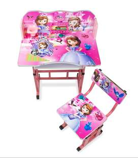 BRAND NEW KIDS STUDY TABLE FOR GIRLS PINK B11