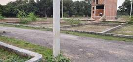 Land and plot at prime location