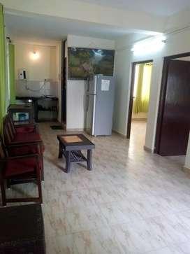 2 BHK AC Apartment