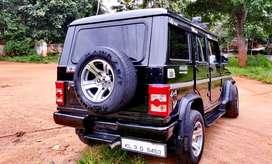 Mahindra Bolero SLE BS III, 2007, Diesel
