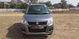 Maruti Suzuki Wagon R VXI BS IV, 2015, Petrol