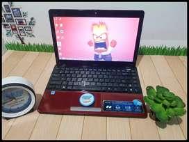 Netbook Asus 1215P 12inch Murah Batre Awet