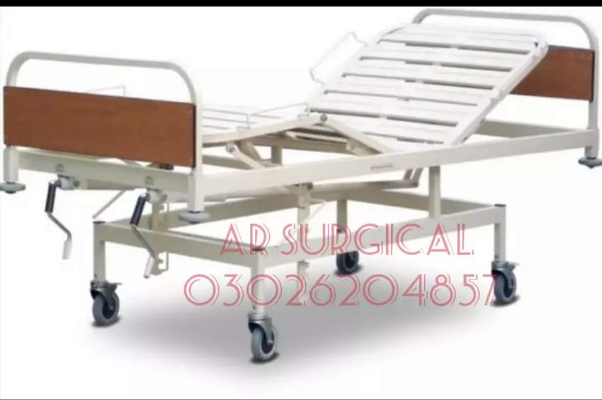Hospital Bed & patient care mattress & wheel Chairs 0