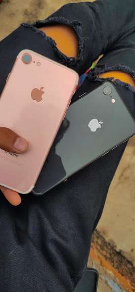 I phone 7(128gb rose gold) 100% battery
